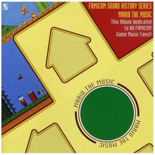(ゲーム・ミュージック)/ ファミコン サウンドヒストリーシリーズ 「マリオ ザ ミュージック」 【CD】