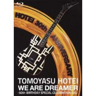 布袋寅泰/ WE ARE DREAMER -50th BIRTHDAY SPECIAL CELEBRATION GIG- 【ブルーレイ】
