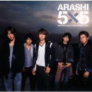 嵐/5 X 5 THE BEST SELECTION OF 2002←2004 【CD】