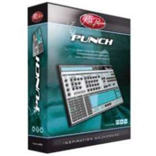PUNCH (ソフトウェア音源/ドラム音源)