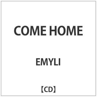 EMYLI/COME HOME 【CD】