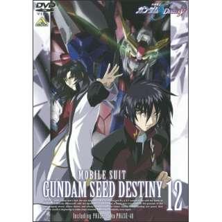 機動戦士ガンダムSEED DESTINY 12 【DVD】