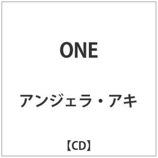アンジェラ・アキ/ ONE