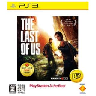 The Last of Us(ラスト・オブ・アス) PlayStation3 the Best【PS3ゲームソフト】