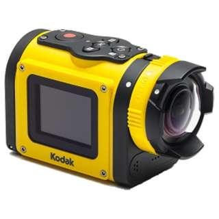 SP1 アクションカメラ PIXPRO [フルハイビジョン対応 /防水+防塵+耐衝撃 /電子式]