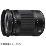 カメラレンズ 18-300mm F3.5-6.3 DC MACRO OS HSM APS-C用 Contemporary ブラック [キヤノンEF /ズームレンズ]