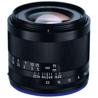 カメラレンズ 2/50 Loxia ブラック [ソニーE /単焦点レンズ]