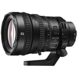 カメラレンズ FE PZ 28-135mm F4 G OSS ブラック SELP28135G [ソニーE /ズームレンズ]
