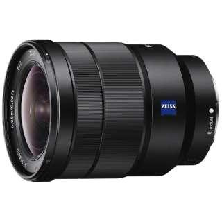 カメラレンズ T* FE 16-35mm F4 ZA OSS Vario-Sonnar ブラック SEL1635Z [ソニーE /ズームレンズ]