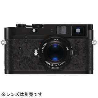 LEICA M-A Typ 127 レンジファインダーカメラ ブラック [ボディ単体]