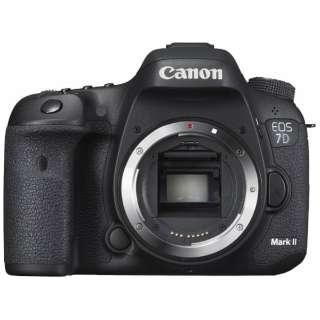 EOS 7D Mark II(G)【ボディ(レンズ別売)/デジタル一眼レフカメラ】