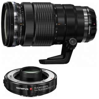 カメラレンズ ED 40-150mm F2.8 PRO 1.4× テレコンバーターキット M.ZUIKO DIGITAL(ズイコーデジタル) [マイクロフォーサーズ /ズームレンズ]