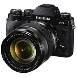 X-T1 ミラーレス一眼カメラ 18-135mmレンズキット [ズームレンズ]