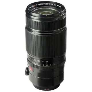 カメラレンズ XF50-140mmF2.8 R LM OIS WR FUJINON(フジノン) ブラック [FUJIFILM X /ズームレンズ]