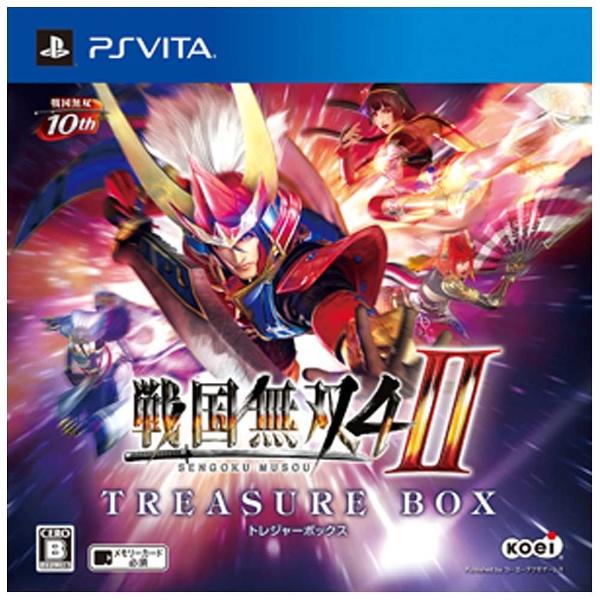 戦国無双4-II TREASURE BOX [PS Vita]
