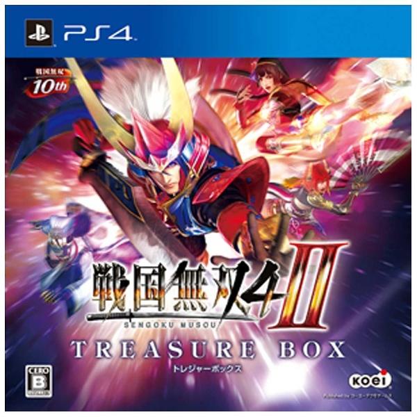 戦国無双4-II TREASURE BOX [PS4]