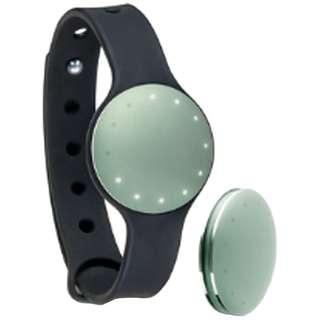 SH0LZ ウェアラブル活動量計 SHINE ACTIVITY MONITOR+SPORT BAND Sea Glass