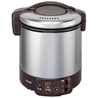 RR-100VM-DB ガス炊飯器 こがまる VMシリーズ ダークブラウン [1升 /プロパンガス]