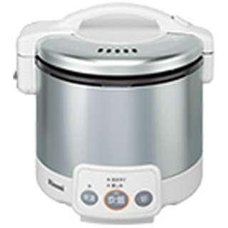 RR-030VM-W ガス炊飯器 こがまる VMシリーズ グレイッシュホワイト [3合 /都市ガス12・13A]