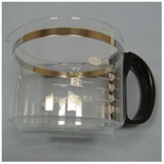 コーヒーメーカーガラス容器 JAGECGB-TD