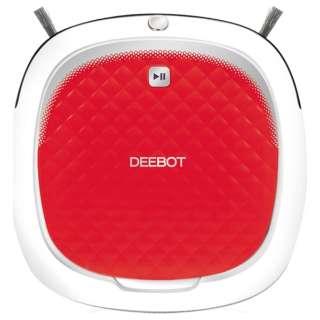 D35 ロボット掃除機 DEEBOT レッド