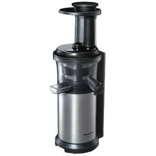 MJ-L500-S スロージューサー VITAMINSERVER(ビタミンサーバー) シルバー