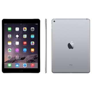 iPad Air 2 Wi-Fiモデル MGTX2J/A (128GB・スペースグレイ)