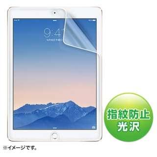 iPad Air 2用 液晶保護指紋防止光沢フィルム LCD-IPAD6FP