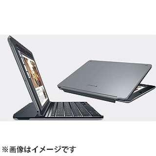 iPad Air 2用 ウルトラスリム マグネットクリップ スペースグレー iK1061SG