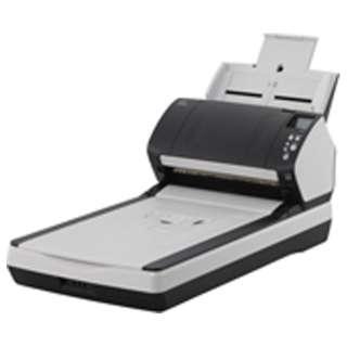 FI-7260 スキャナー ImageScanner ホワイト [A4サイズ /USB]