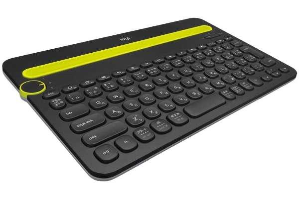ロジクール「マルチデバイスキーボード」K480BK
