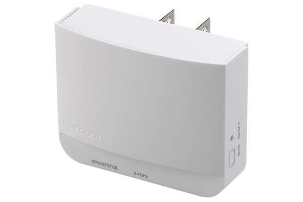 Wi-Fi中継器の人気メーカー ELECOM(エレコム)