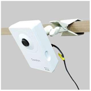 【純正】ネットワークカメラQwatch取付用クリップ型スタンド TSOP-CM