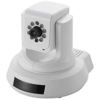 NCC-ENP100 ネットワークカメラ ホワイト [暗視対応 /有線]