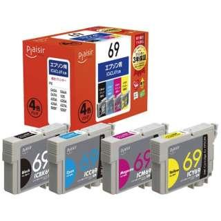 PLE-E694P 互換プリンターインク 4色パック