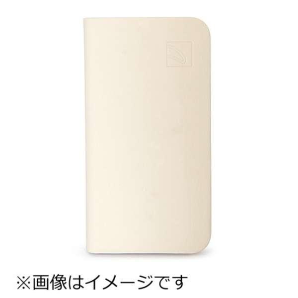 iPhone 6用 LIBRO booklet case ホワイト TUCANO