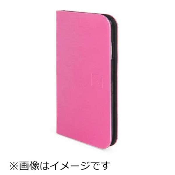 iPhone6用 手帳型 FILO booklet case フクシア TUCANO