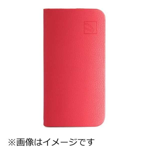 iPhone6用 手帳型 LIBRO booklet case レッド TUCANO