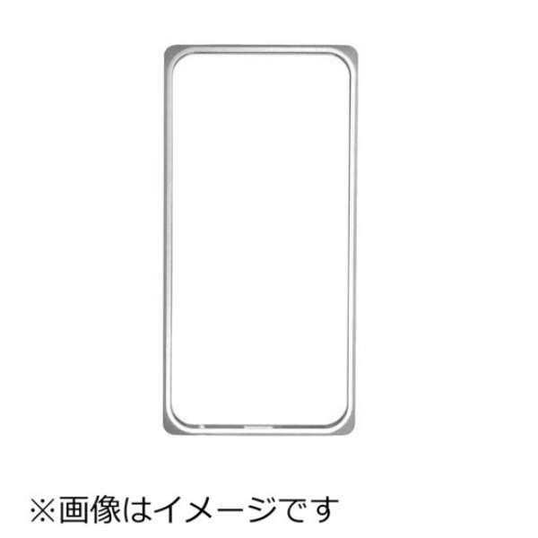 iPhone 6用 Aluminum Bumper シルバー MAX TREND