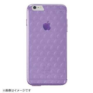 iPhone 6 Plus用 TUNEPRISM ラベンダー TUN-PH-000333