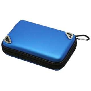 おしらせポーチ(New 3DS LL用) ブルー【New3DS LL】