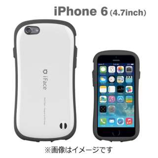 iPhone 6用 iface First Classケース ホワイト IP6IFACEFIRST47WH