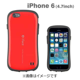 iPhone 6用 iface First Classケース レッド IP6IFACEFIRST47RD