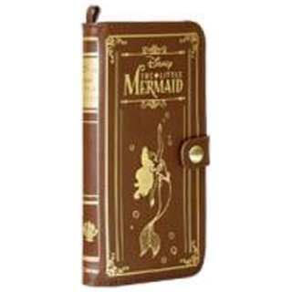 iPhone6用 手帳型 Old Book Case ディズニー・リトル マーメイド IP6DSOLDBOOK47