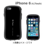 iPhone 6用 iface First Classケース ブラック IP6IFACEFIRST47BK