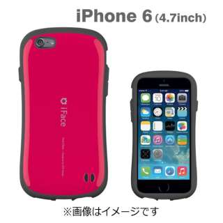 iPhone 6用 iface First Classケース ホットピンク IP6IFACEFIRST47HPK