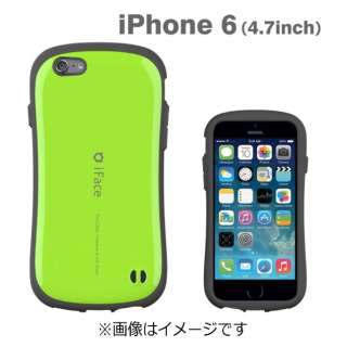 iPhone 6用 iface First Classケース グリーン IP6IFACEFIRST47GR
