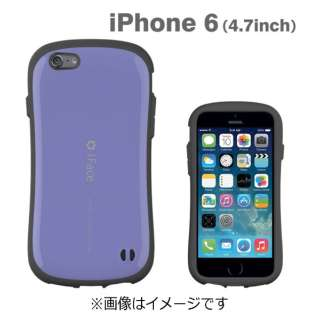 iPhone 6用 iface First Classケース パープル IP6IFACEFIRST47PU