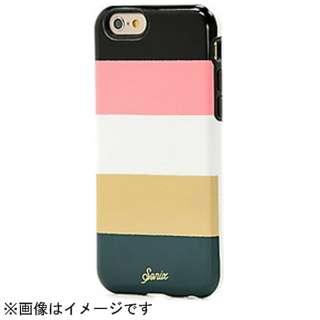 iPhone 6用 INLAY オータム ストライプ 250-2073-001