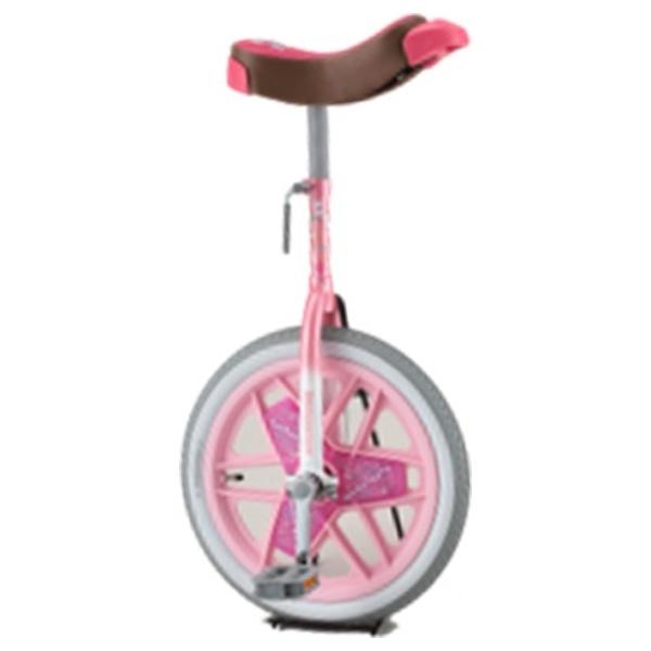 16型 一輪車 スケアクロウ(ピンク)SCW16